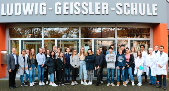 Ludwig Geißler Schule Hanau